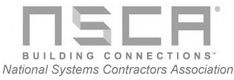 NSCA building Connections National Systems Contractors Association